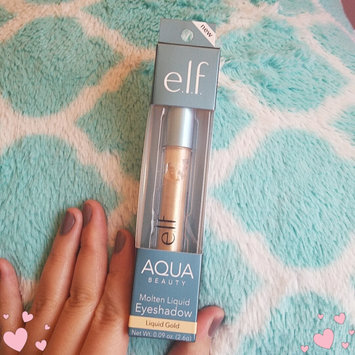 Photo of e.l.f. Aqua Beauty Molten Liquid Eyeshadow uploaded by Sunny Chung S.