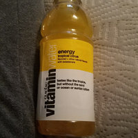 vitaminwater Nutrient Enhanced Water Beverage Energy Tropical Citrus uploaded by Tori D.