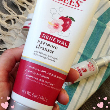 Photo of Burt's Bees Renewal Refining Cleanser uploaded by Dee G.