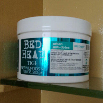 Photo of Tigi Bed Head Urban Anti+dotes Recovery Treatment Mask uploaded by Jo K.