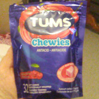 Tums Chewies Antacid Soft Chews, Very Cherry uploaded by Rose F.