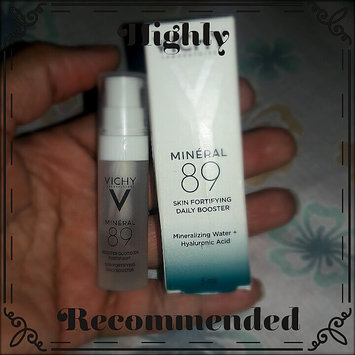 Photo of Vichy Mineral 89 Hyaluronic Acid Face Moisturizer uploaded by Mary Camil D.