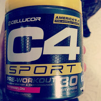 Cellucor C4 Sport Watermelon Pre-Workout Powder - 30 Servings uploaded by Hannah G.