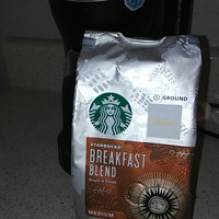 Starbucks® Breakfast Blend Medium Roast Ground Coffee uploaded by Rachel A.