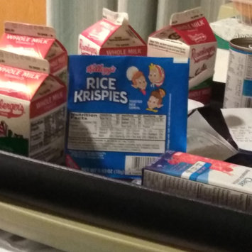 Photo of Kellogg's® Rice Krispies® Cereal uploaded by Rebecca L.