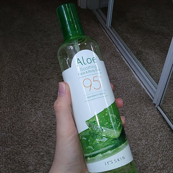 Photo of It's Skin Aloe Soothing Face & Body Mist 95% 400ml uploaded by Altynai T.