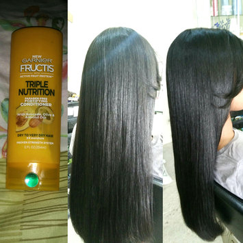 Photo of Garnier Fructis Triple Nutrition Conditioner uploaded by Leslie 🌼 M.