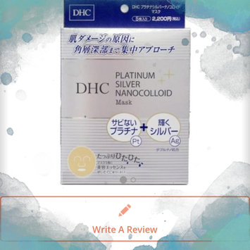 Photo of DHC PA Nanocolloid Mask 21mlx5sheets uploaded by mero B.