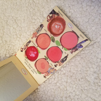 Photo of Thebalm the Balm How Bout Them Apples Cheek & Lip Cream Palette uploaded by Maribel A.