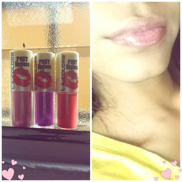 Photo of L.A. Colors Pout Lipgloss Matte uploaded by Leslie 🌼 M.