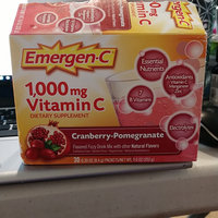 Emergen-C 1,000 mg Vitamin C Cranberry-Pomegranate uploaded by MIndy J.