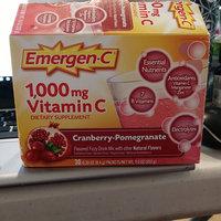 Emergen-C 1000 mg Vitamin C – Cranberry Pomegranate uploaded by Mindy J.