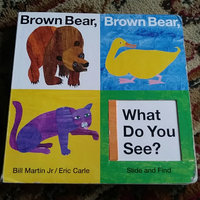 Brown Bear, Brown Bear, What Do You See? uploaded by crystal j.