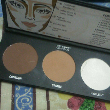 Photo of City Color Cosmetics Contour Effects Palette uploaded by Lobna W.