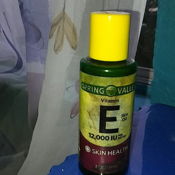 Photo of Spring Valley Vitamin E Skin Oil 12 uploaded by ruby r.