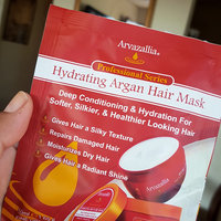 Arvazallia Hydrating Argan Oil Hair Mask and Deep Conditioner for Dry or Damaged Hair uploaded by Seharay G.