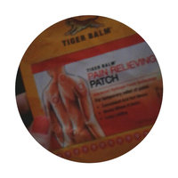 Tiger Balm Pain Relieving Patch uploaded by Rebecca c.
