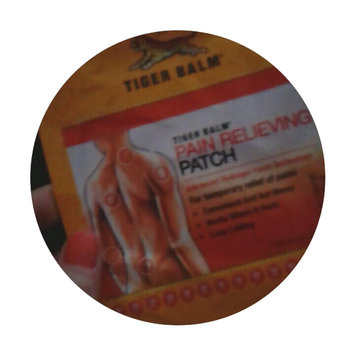 Photo of Tiger Balm Pain Relieving Patch uploaded by Rebecca c.