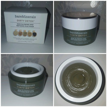 Photo of bareMinerals Dirty Detox™ Skin Glowing & Refining Mud Mask uploaded by Nikki T.