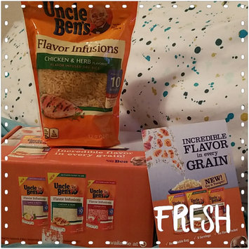 Photo of Uncle Ben's® Flavor Infusions Chicken & Herb uploaded by Amber S.