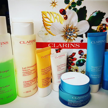 Photo of Clarins Hydra-Essentiel Silky Cream For Normal To Dry Skin uploaded by kimbillies_beautybox 💗.