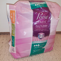 Poise Ultra Thin Pads Regular Length Light Absorbency - 30 CT uploaded by IVANNA F.