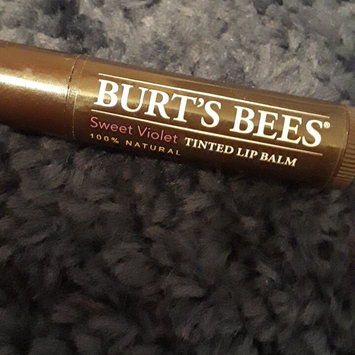 Photo of Burt's Bees Tinted Lip Balm uploaded by jesy F.