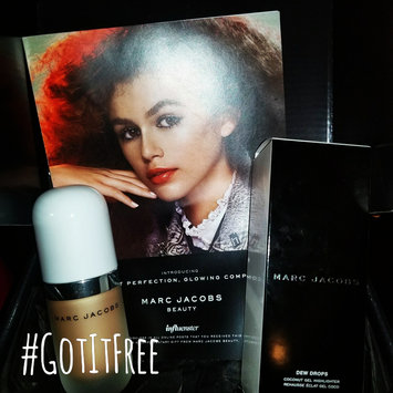 Photo of Marc Jacobs Dew Drops Coconut Gel Highlighter uploaded by Christine E.