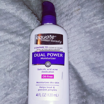 Photo of Equate Beauty Equate Dual Power Moisturizer, 4 fl oz uploaded by Reagan H.