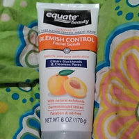 Equate Beauty Blemish Control Apricot Scrub, 6 oz uploaded by chloe m.