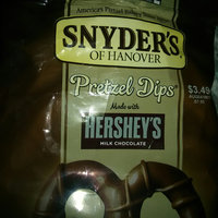 Snyder's Of Hanover Milk Chocolate Pretzel Dips uploaded by Amy L.