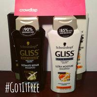 Schwarzkopf Gliss™ Hair Repair™ with Liquid Keratin Ultimate Repair Conditioner 13.6 fl. oz. Bottle uploaded by Kristie A.