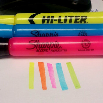 Photo of Sanford Sharpie 8ct Asst. Highlighter Marker uploaded by Taneesha H.
