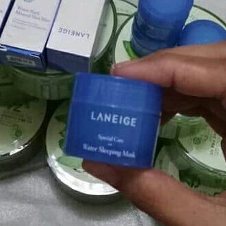 Photo of LANEIGE Water Sleeping Mask uploaded by Ayra P.