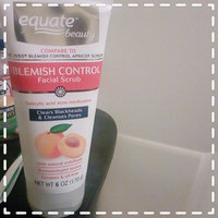 Equate Beauty Blemish Control Apricot Scrub, 6 oz uploaded by Ines G.