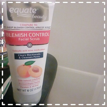 Photo of Equate Beauty Blemish Control Apricot Scrub, 6 oz uploaded by Ines G.