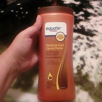 Equate Beauty Equate Cocoa Butter Conditioning Body Lotion, 24.5 fl oz uploaded by Ines G.