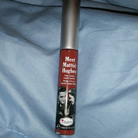 theBalm Meet Matt(e) Hughes Long-Lasting Liquid Lipstick uploaded by Ashley N.