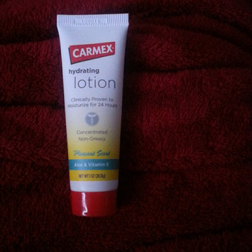 Photo of Carmex® Healing Lotion With Aloe & Vitamin uploaded by Madison L.