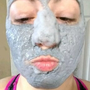 Photo of Elizavecca Milky Piggy Carbonated Bubble Clay Mask uploaded by Vanessa A.