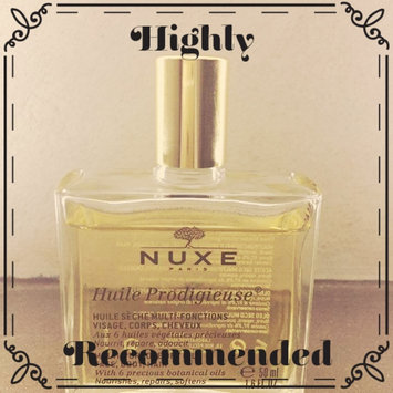Photo of NUXE Huile Prodigieuse® Multi-Purpose Dry Oil uploaded by maryoma e.