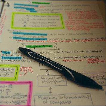Photo of BIC Gelocity Gel Pens 4+1ct - Black uploaded by Santali C.