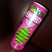 V8® +Energy White Grape Raspberry Lightly Carbonated Juice uploaded by Jill S.