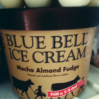 Blue Bell Gold Rim Ice Cream 16oz uploaded by MaKayla Y.