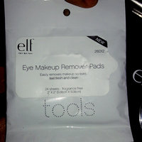 e.l.f. Eye Makeup Remover Pads uploaded by Ruthy G.