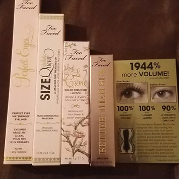 Photo of Too Faced Size Queen Mascara uploaded by Marisella V.