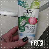 Olay Fresh Effects Soak Up The Sun Protection! Lightweight Moisturizing Sunscreen uploaded by Lisa M.