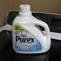 Ultra Purex Free & Clear Laundry Detergent Liquid uploaded by Jennifer W.