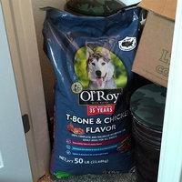 Ol' Roy™ T-Bone & Chicken Flavor Dog Food 50 lb. Bag uploaded by Jennifer W.