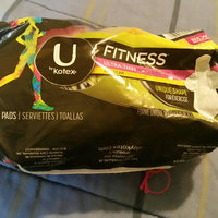 U by Kotex Fitness* Liners Regular uploaded by Ramonita R.
